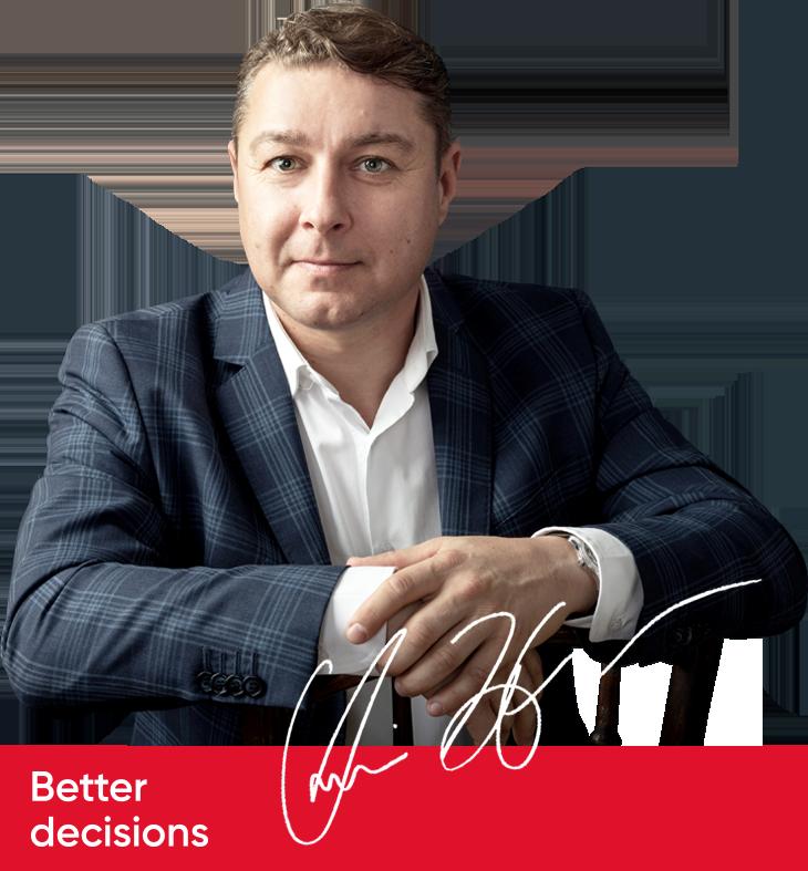 Cristian Nicola, fondatorul Investpoint